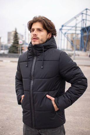 Куртка парка мужская зимняя 3 цвета.(Все размеры в наличии)