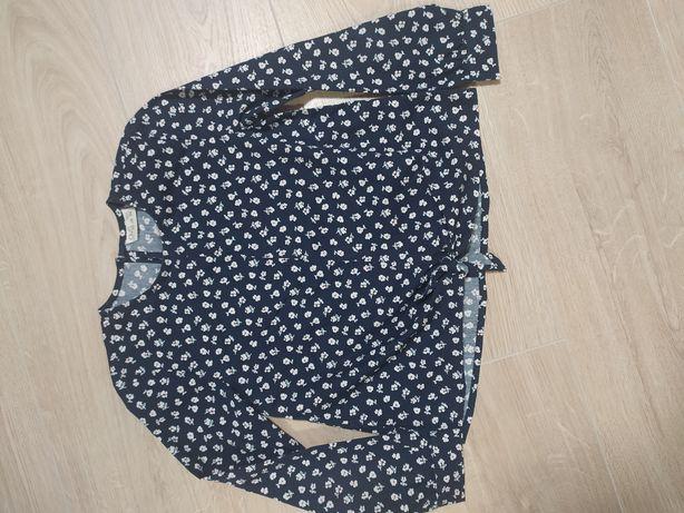 Блузка, кофточка на девочку 116 р. на 5-6 лет