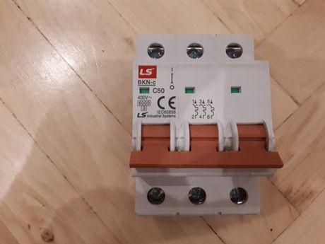 Автоматический выключатель 50 ампер