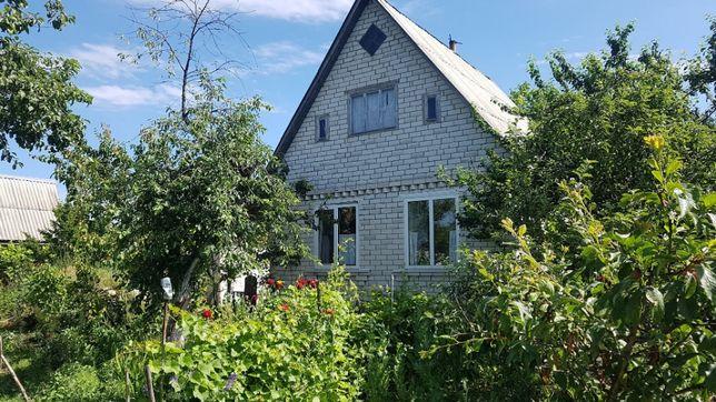 Продам дачный дом с участком 12 сот. Киевская обл. с. Бервица