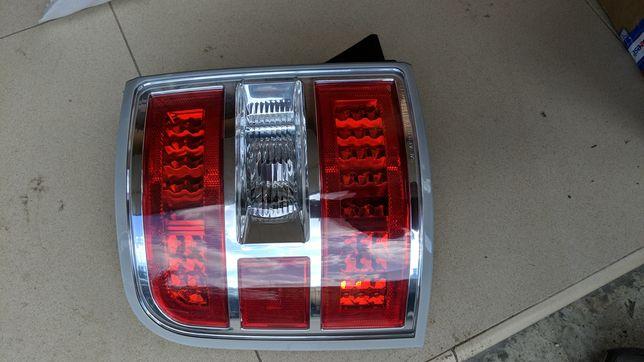 Ford Flex задний LED фонарь левый и правый  2012-2019