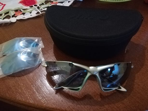 Okulary na rower Areo