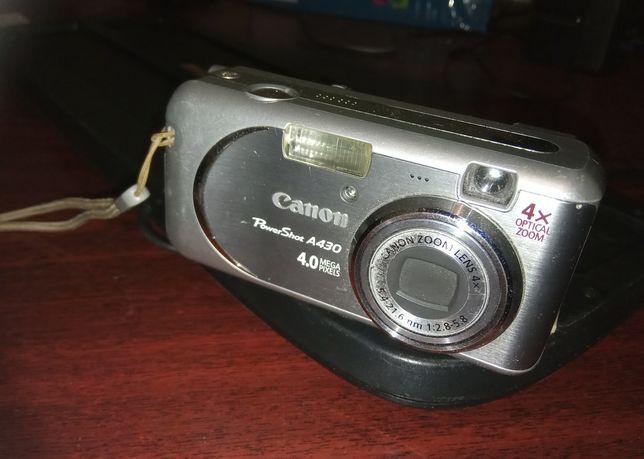 Фотоаппарат Canon power shot A430