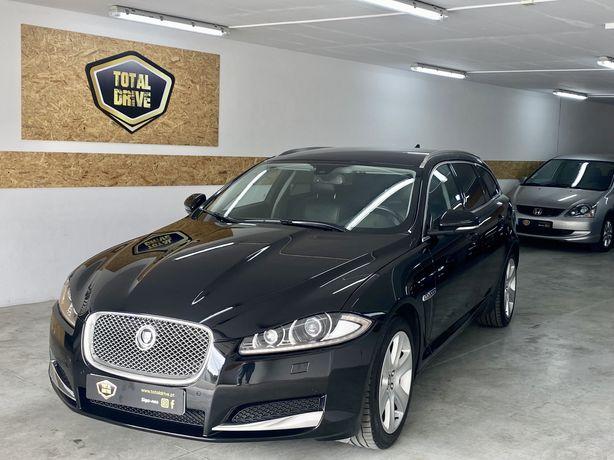 Jaguar XF SportBrake 2.2 D 200Cv