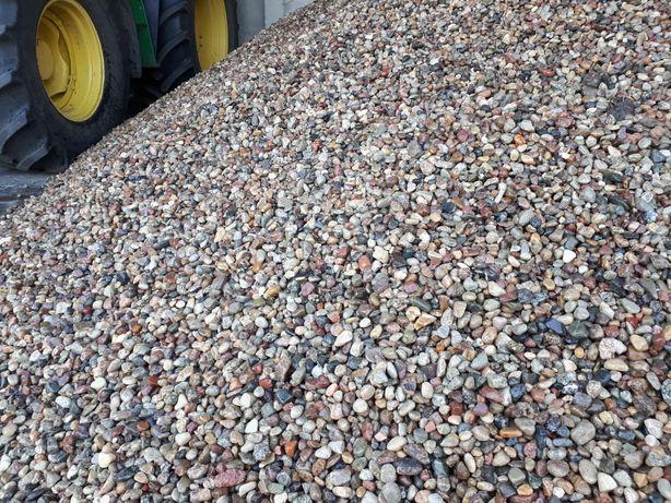 Kamień ogrodowy/ ozdobny 8-16 i 16-32 kolorowy Transport 1-24tony
