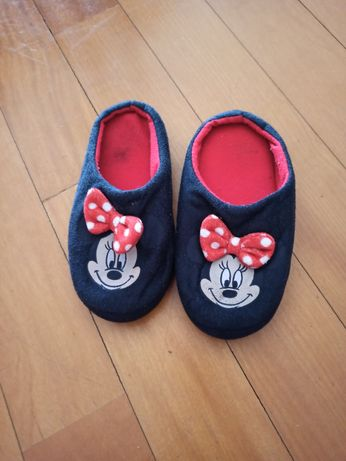 Chinelos minnie 31_32