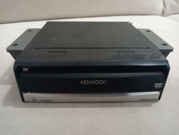 Navegador GPS kenwood para rádio com LCD