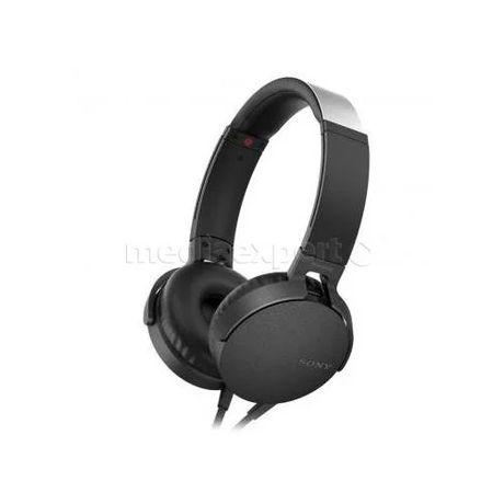 Sprzedam  słuchawki nauszne sony MDR - XB550APB czarne