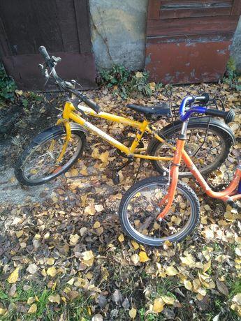 Rowery dziecięce Magnum plus mały gratis