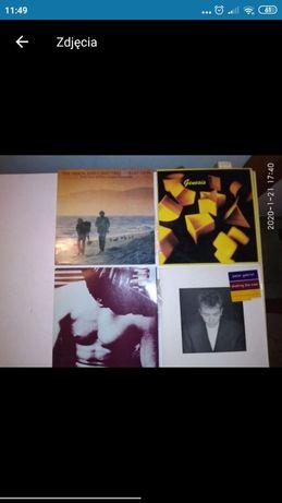 Płyty winylowe Genesis, Peter Gabriel, The Smiths, Simon & Garfunkel