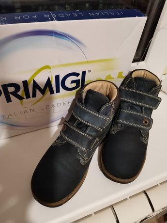 Осенние ботинки для мальчика, стелька 21 см