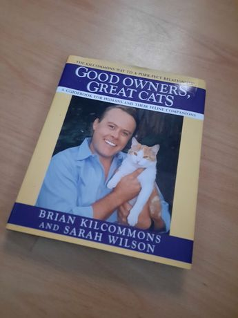 "Livro de gatos "" Good owners, great cats"""