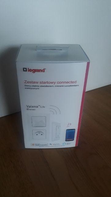Zestaw startowy connected Legrand