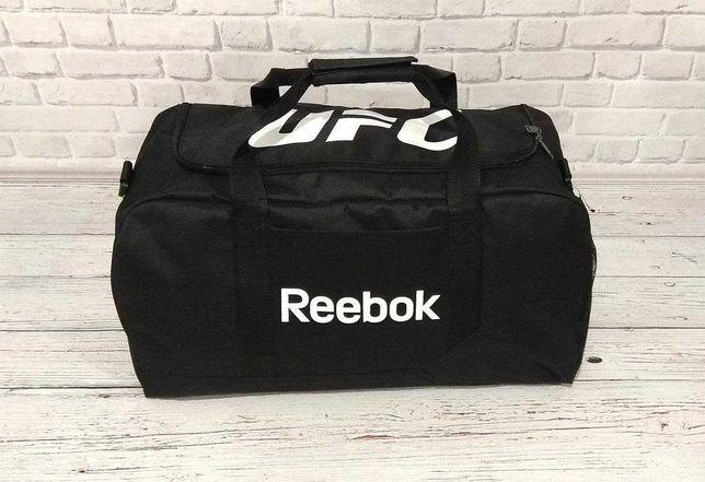Спортивная сумка Reebok UFC, Nike . Для тренировок, в дорогу.