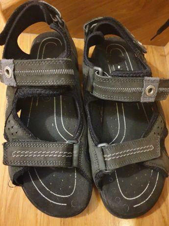 Sandałki r. 37 Ecco sandały