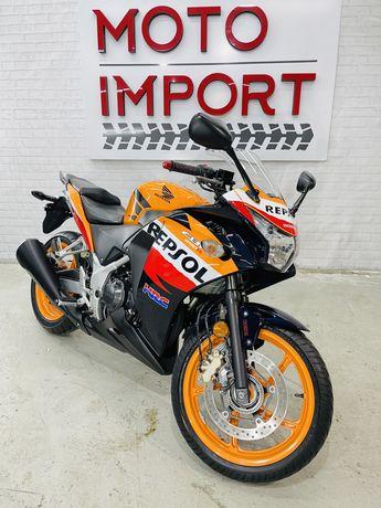 Идеальный мотоцикл Honda CBR ABS 2014 КРЕДИТ только из Японии+документ