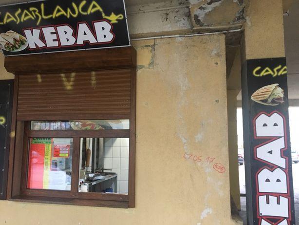 """Odstapie lokal o pw 16 m2 """"Kebab"""""""