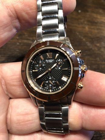 Damski zegarek Casio Sheen