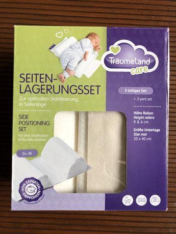 Poduszka / ogranicznik do spania na boku