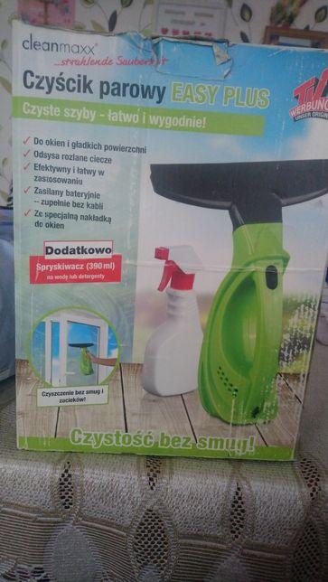 Bezprzewodowa myjka parowa do okien cleanmaxx