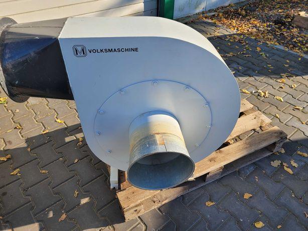 Wentylator turbina odciąg  trocin Spanex Nestro