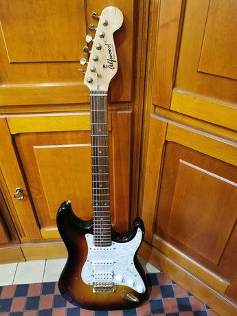 Gitara elektryczna Alfwood Handcrafted