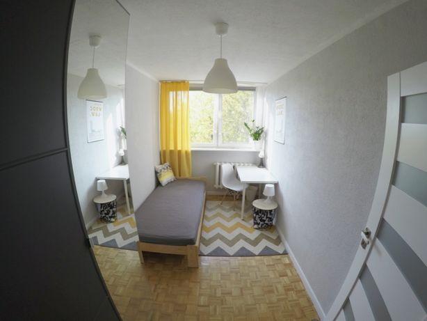 Ładny pokój w odnowionym mieszkaniu #centrum #magnolia
