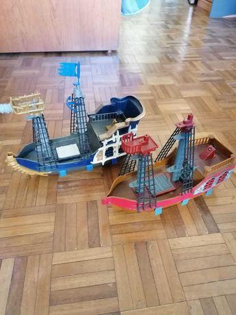 2 Barcos Playmobil