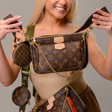 Сумка Louis Vuitton Multi Pochette. Сумочка женская! Ее хотят все!