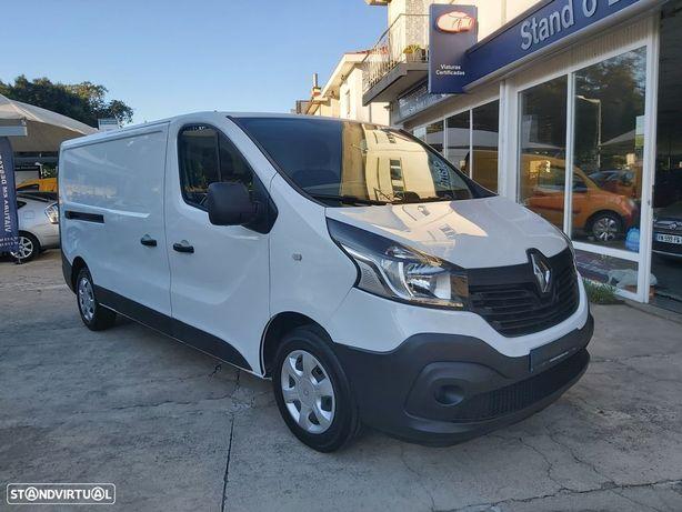 Renault Trafic L2h1 Longa