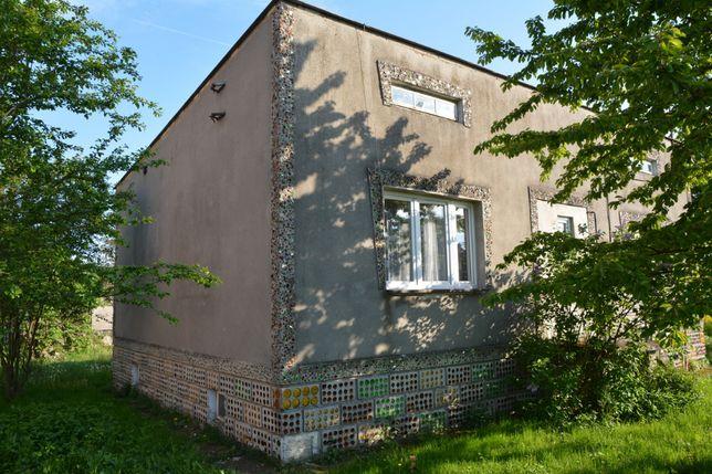 Dom na działce 0,92ha wraz z budynkami gospodarczymi