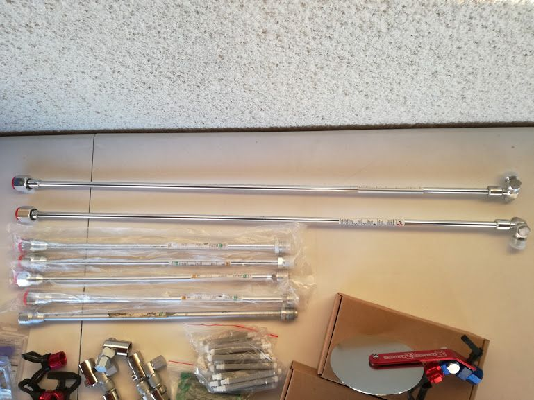 Extensão para Pistola Airless Matosinhos E Leça Da Palmeira - imagem 1