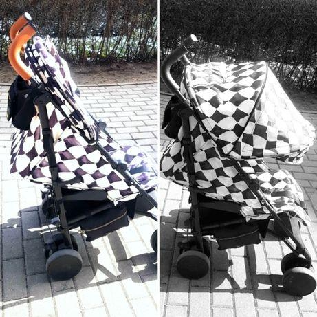 Designerski wózek Elodie Details spacerówka + 4 gratisy