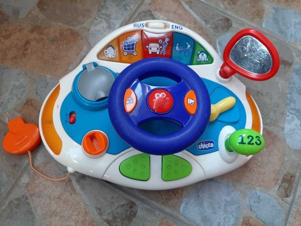 Детский руль от chicco