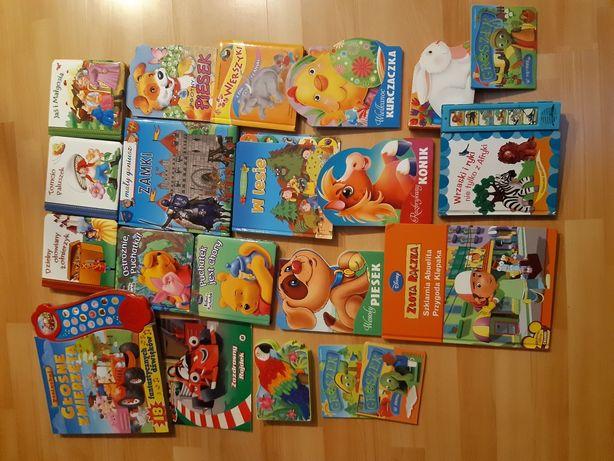 Książki dla dzieci do czytania