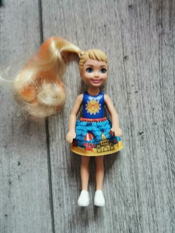 Barbie color reveal Chelsea