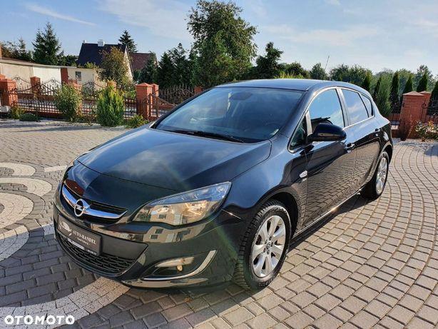 Opel Astra Opel Astra J Lift 1.4 Turbo 140km  Auto Bezwypadkowe