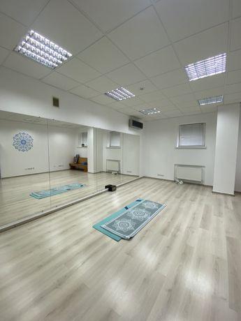 Аренда зала для йоги, растяжки фитнес, тренировок Академгородок