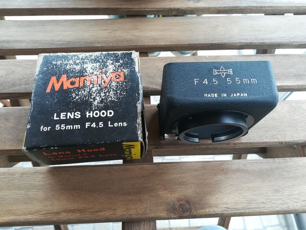 Lens Hood for Mamiya C - 65mm and 55mm