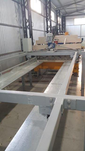 Линия для производства металочерепицы ЯСПИС