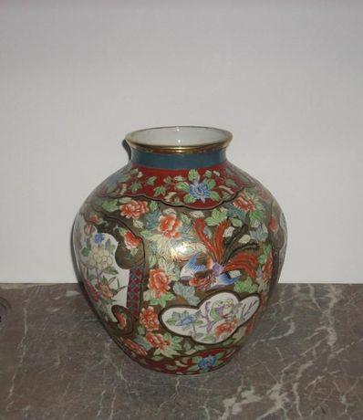Antiga jarra bojuda porcelana chinesa