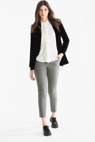 новые женские штаны, брюки, укороченные, C&A, Франция