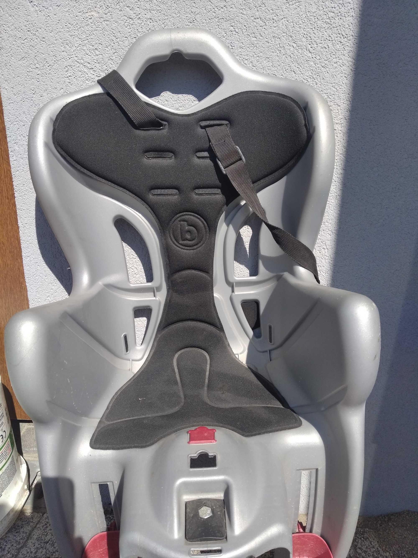 Fotelik rowerowy dla dziecka