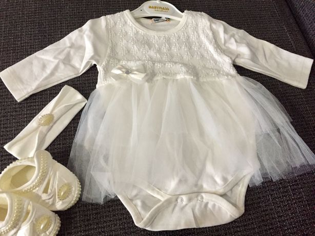 Наряд, платье на крещение, благословение, молитву, праздник, новое