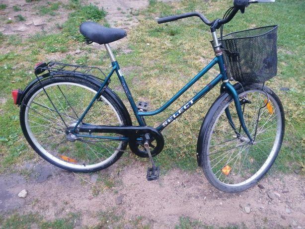 Rower siedmio biegowy