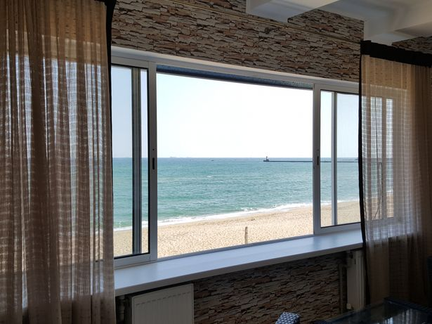 Дом на берегу моря, дача с панорамным видом на море, Совиньон/Посейдон
