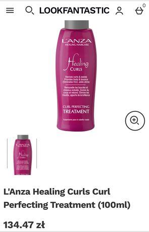 Lanza Healing Curls profesjonalna fryzjerska odżywka do loków