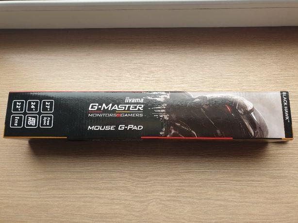 Podkładka pod mysz Duża Iiyama G-Pad Pro G-Master Nowa.