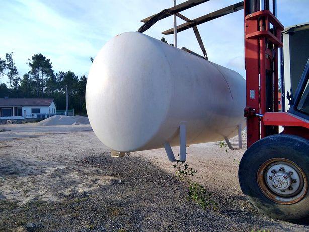 Tanque de combustível de 10mil litros com bomba e contador