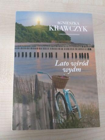 Agnieszka Krawczyk Lato wśród wydm